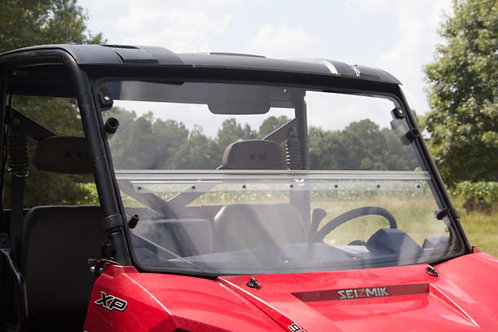 Seizmik Windshield Versa-Fold – Polaris Full Size Pro-Fit Ranger