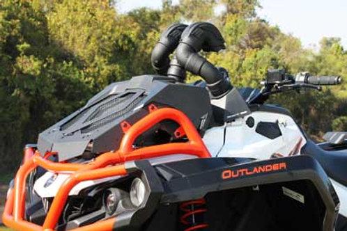 High Lifter Snorkel Riser Relocation Kit Can-Am Outlander XMR
