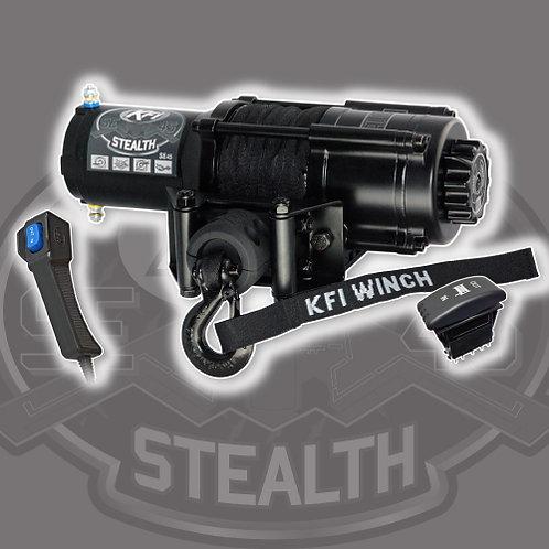 KFI 4500 UTV Stealth Series Winch