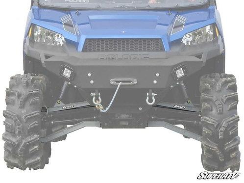 SuperATV Polaris Ranger Fullsize 1000 High Clearance Forward Offset Boxed A-Arms
