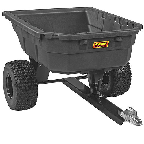 QuadBoss Ultimate Poly Dump Cart