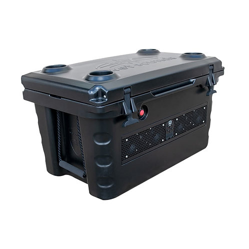 Wet Sounds SHIVR 55 Quart Stealth 6 Cooler