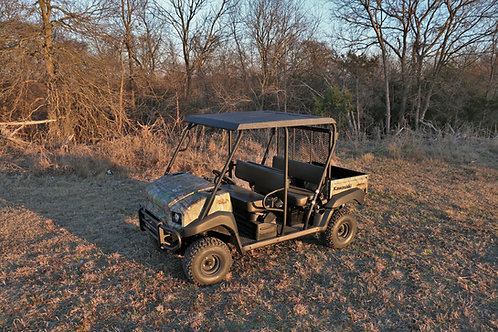 AudioFormz Kawasaki Mule 4010 Trans 4x4 Roof Top Stereo Systems (2009-current)