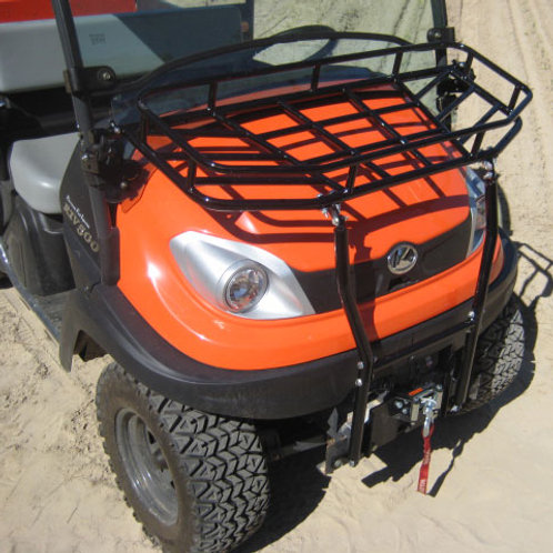 Seizmik Hood Rack – Kubota RTV 500 without bumpers