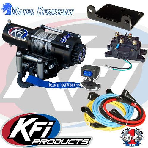 KFI 2500 ATV Series Winch