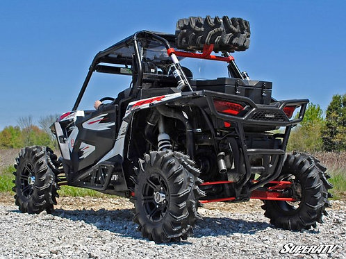 SuperATV Polaris RZR 1000 Spare Tire Carrier