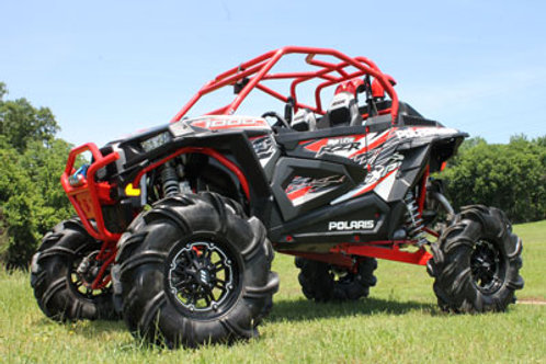 """High Lifter 8"""" Big Lift w/o Trailing Arms Polaris RZR XP 1000 with DHT XL Axles"""