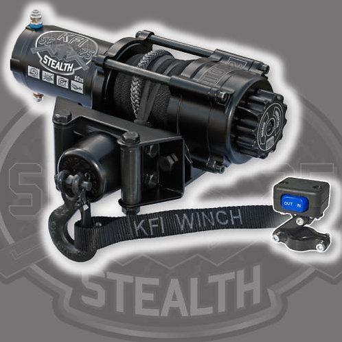 KFI 2500 ATV Stealth Series Winch