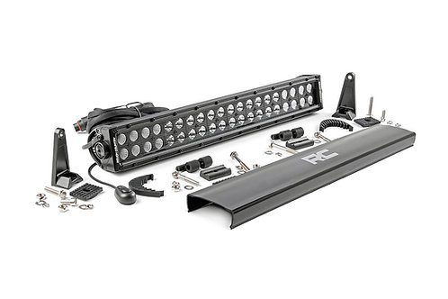 20-inch Cree LED Light Bar - Black Series Dual Row