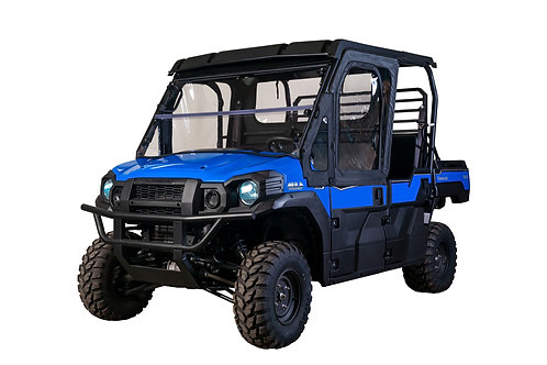 Seizmik Framed 1/2 Upper Door Kit – Kawasaki Mule Pro FX/FXT