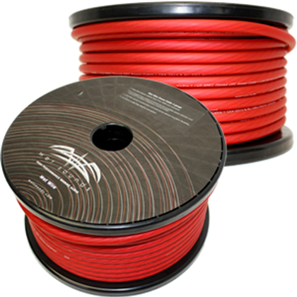 Wet Sounds WW-1/0 Spooled Amp Wire