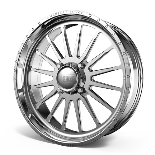 American Force K03 Alpine Wheel
