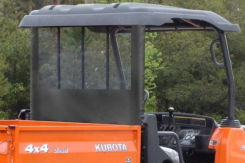 Seizmik Soft Rear Dust & Window Panel – Kubota RTV 900