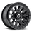 Fuel D579 Vector UTV Wheel profile view