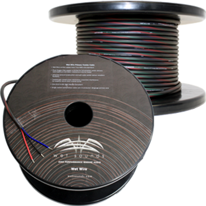 Wet Sounds WW3 PIM 3 Conductor 18 Gauge Primary Wire