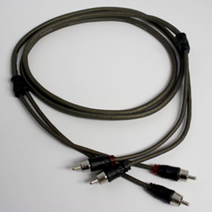 Wet Sounds - Wet Wire 1.5 Meter 2 Channel RCA Cable w/Compression Connections