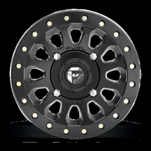 Fuel D920 Vector Beadlock Wheel front view