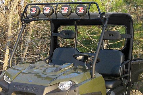 Seizmik Soft Top & Rear Panel – Polaris Full Size Round Tube Ranger