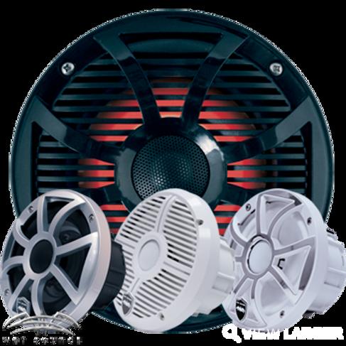 Wet Sounds REVO6 Marine Coaxial/Full Range Speaker System