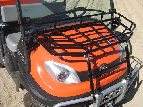 Seizmik Hood Rack – Kubota RTV 500 with bumpers