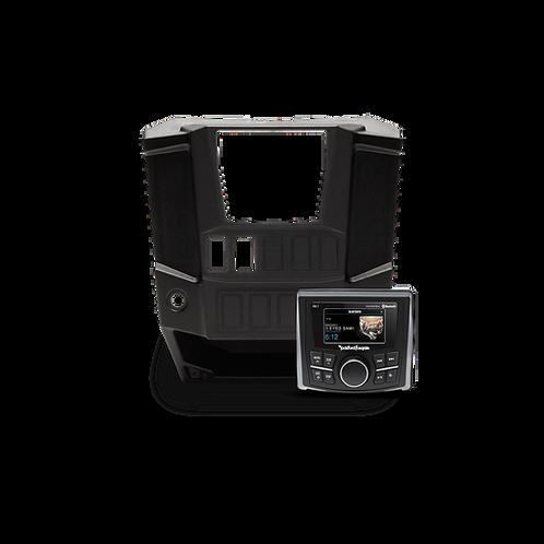 Rockford Fosgate Stereo kit for select RANGER® models