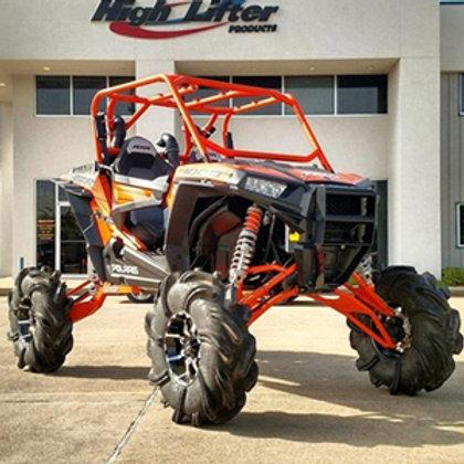 "High Lifter 10"" Big Lift Kit Polaris RZR XP 1000 (2014) with DHT XL Axles"