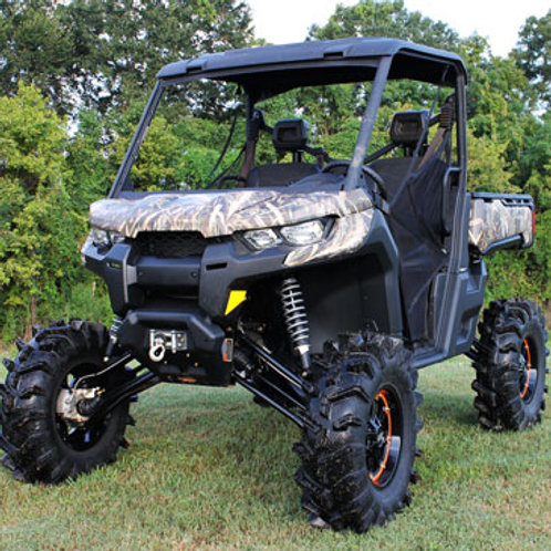 """High Lifter 9"""" Big Lift Can-Am Defender 800/1000 with DHT XL Axles"""