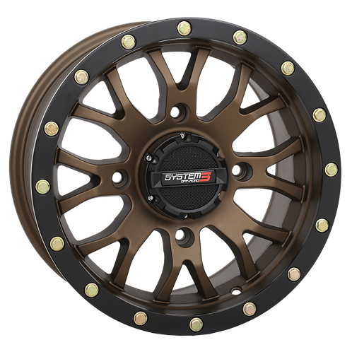 System 3 Offroad ST-3 Simulated Beadlock Wheels