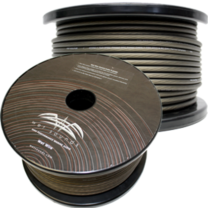 Wet Sounds WW-8 Spooled Amp Wire