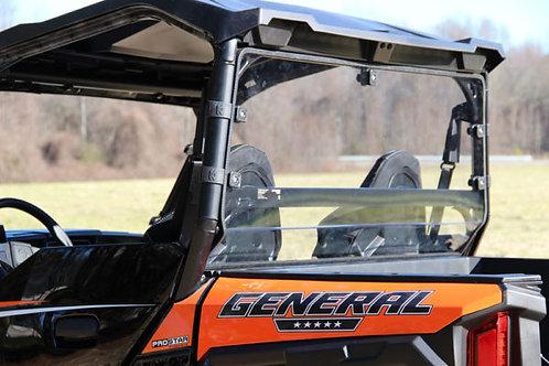 Seizmik Hard Rear Dust Panel (Uncoated Poly) – Polaris General