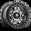 Fuel D918 Anza Beadlock Wheel profile view