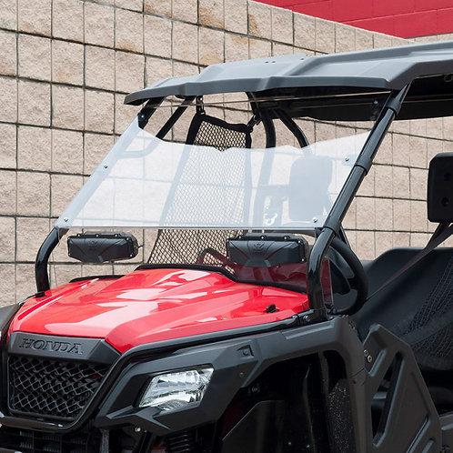 Seizmik Windshield Versa-Vent (Scratch Resistant Poly) – Honda Pioneer 500