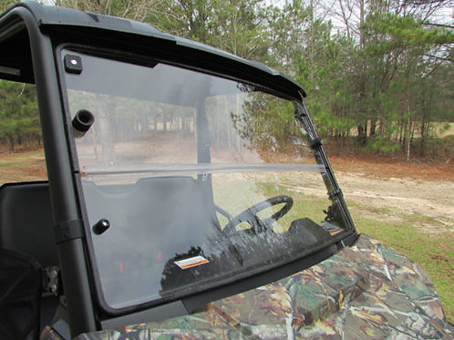 Seizmik Windshield Versa-Fold – Polaris Mid-Size Pro-Fit Ranger