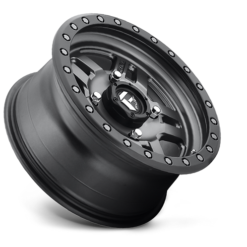 Fuel D558 Anza UTV Wheel bottom wheel view