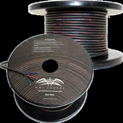 Wet Sounds WWX-RGB 22 Gauge Wire Spool