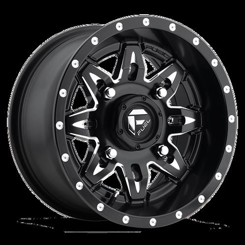 Fuel D567 Lethal UTV Wheel profile view