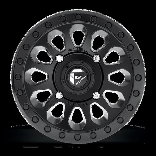 Fuel D579 Vector UTV Wheel front view