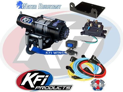 KFI 2000 ATV Series Winch