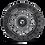 Fuel D918 Anza Beadlock Wheel front view