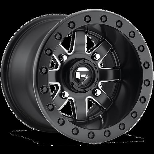 Fuel D928 Maverick Beadlock Wheel profile view