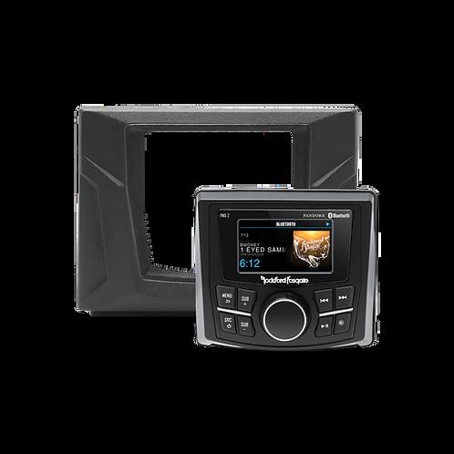 Rockford Fosgate Stereo kit for select Polaris GENERAL™ models