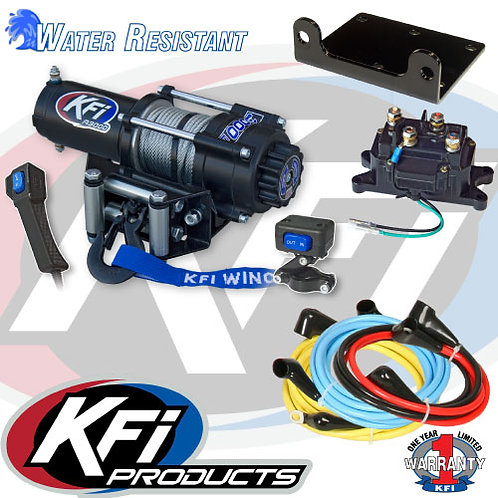 KFI 3000 ATV Series Winch