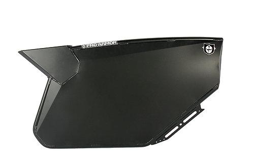 Pro Armor CAN-AM Maverick X3 Striker Traditional Half Doors - Solar Black