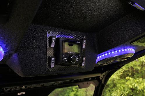AudioFormz Polaris General 1000 Stereo Tops