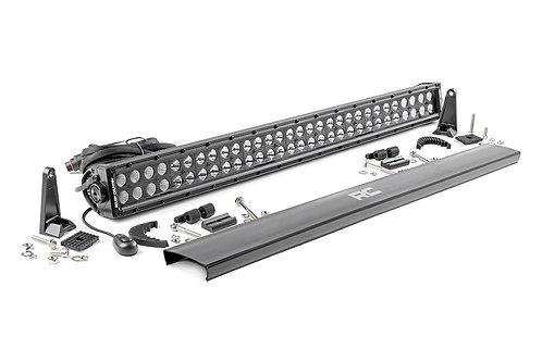 30-inch Cree LED Light Bar - Black Series Dual Row