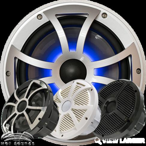 Wet Sounds REVO8 Marine Coaxial/Full Range Speaker System