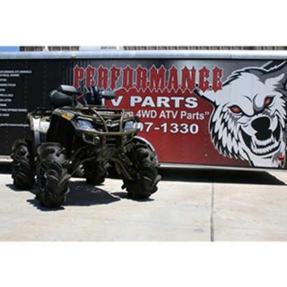 High Lifter Performance ATV Snorkel Kit for Can-Am Outlander 500/650/800 (06-11)