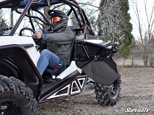 SuperATV Polaris RZR S 900/1000/Turbo Lower Door Inserts