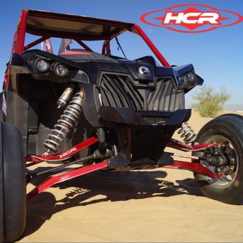 HCR CAN-AM Maverick Turbo / XDS Turbo/ XRS Turbo Long Travel Suspension Kit