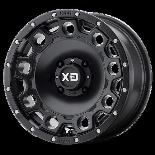 KMC XS129 Holeshot